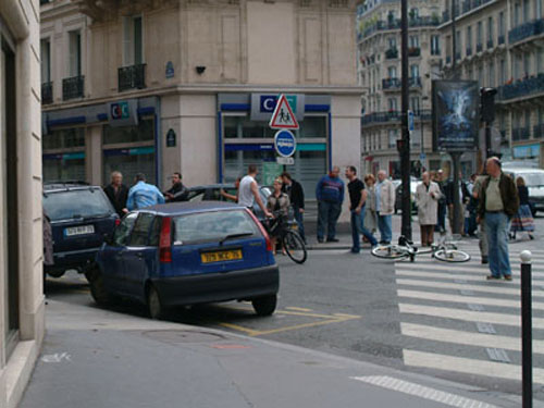 Car vs. Velib