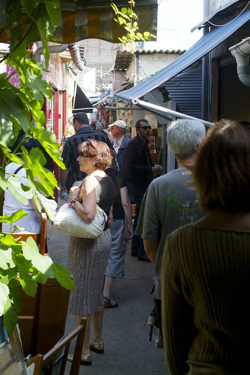 Flea Markets at St Ouen