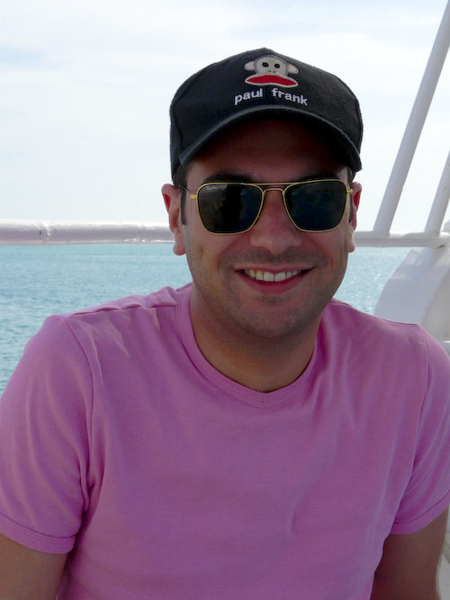 Matt in El Gouna