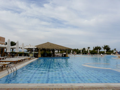 Pool at Hotel Movenpick, El Gouna
