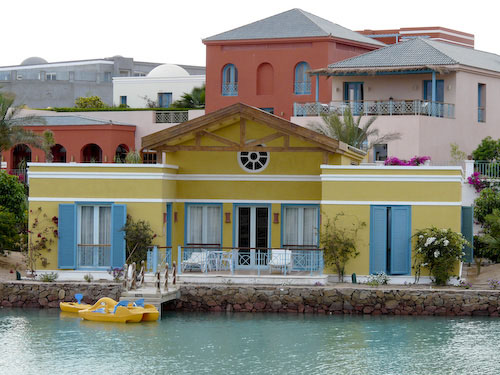Villa at Hotel Movenpick, El Gouna