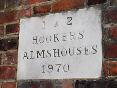 Hookers Almshouses
