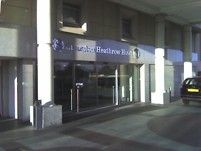 Sheraton Heathrow Exterior