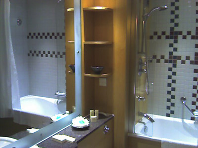Sheraton Heathrow - bathroom 1