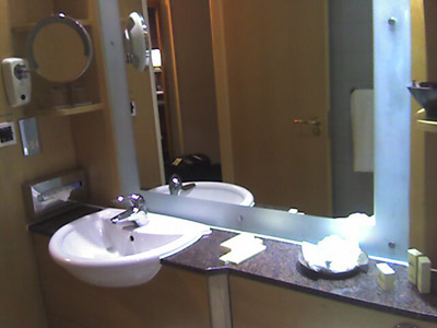 Sheraton Heathrow - bathroom 2