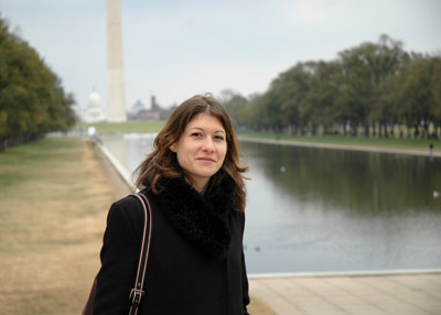 Aude - Washington Monument