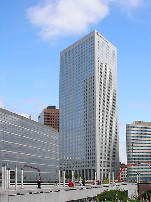 Our Paris offices at La Defense